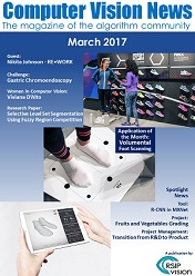 Computer Vision News - March 2017