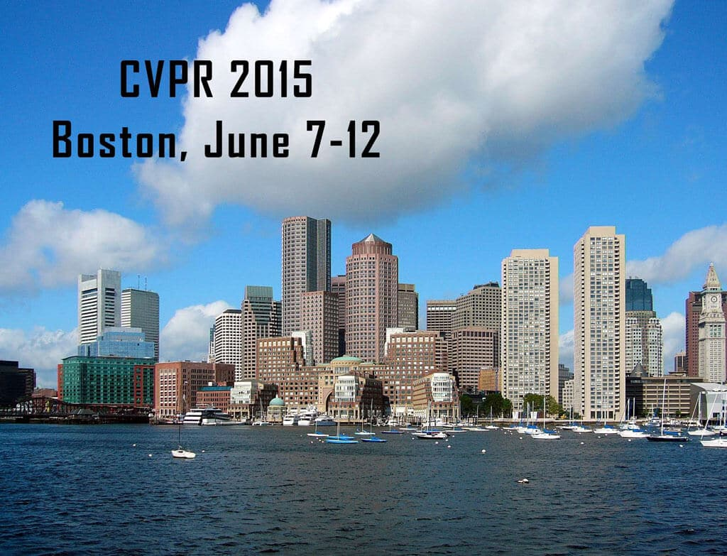 Reflections on CVPR 2015
