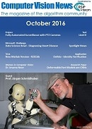 Computer Vision News - October 2016