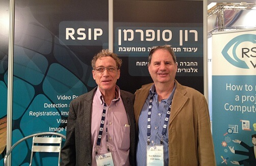 Ron Maron and Ron Soferman