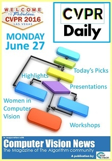 CVPR Daily - Monday