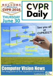 CVPR Daily - Thursday