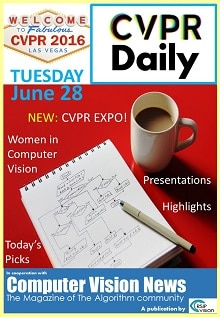 CVPR Daily - Tuesday
