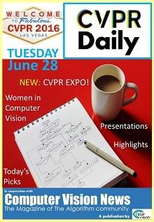 CVPR Daily - Tuesday