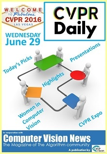 CVPR Daily - Wednesday