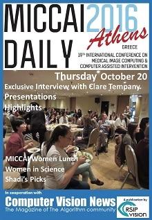 MICCAI Daily - Thursday