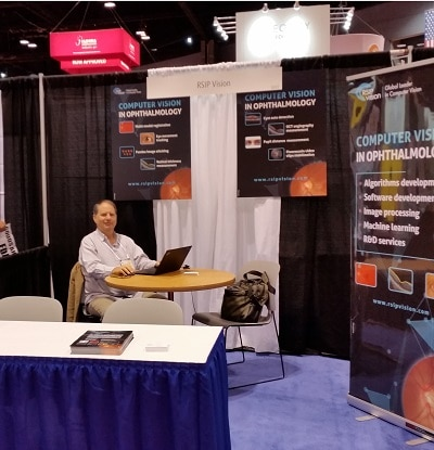 RSIP Vision at American Academy of Ophthalmology (AAO)