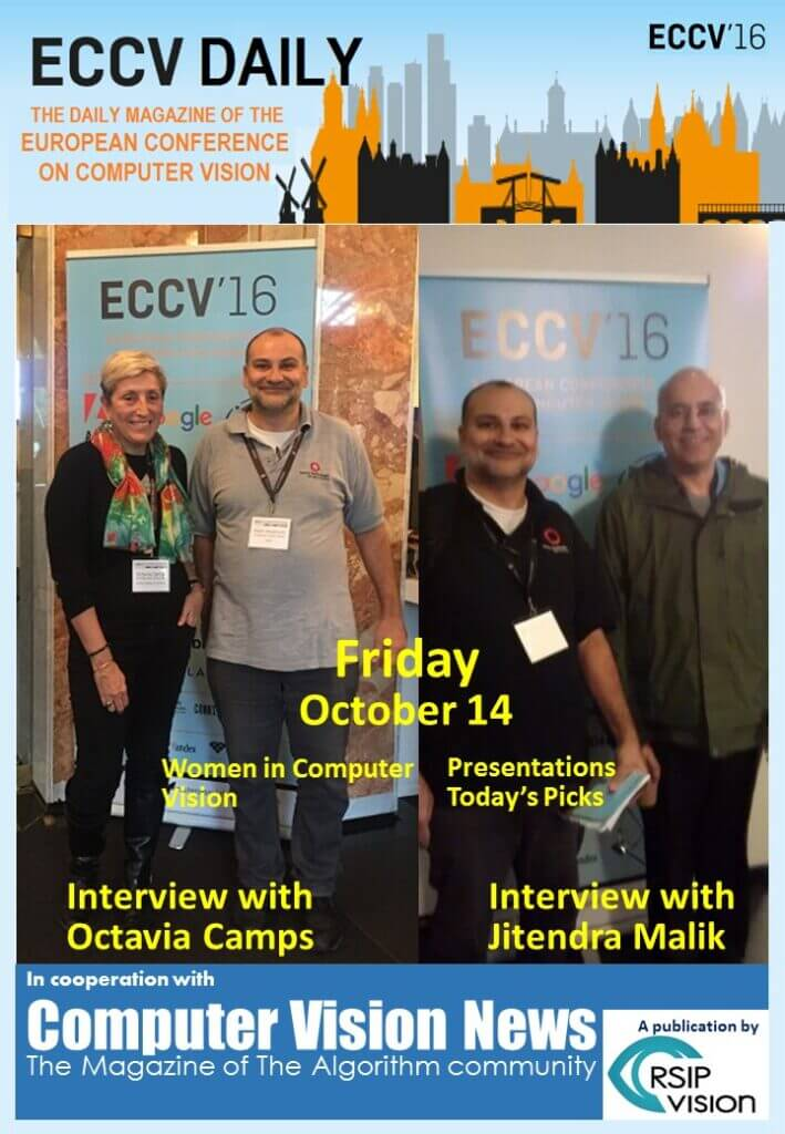 ECCV Daily - Friday