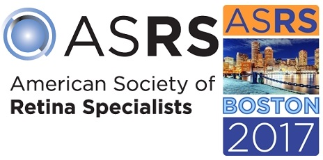 ASRS 2017<br>August 11-15 in Boston, MA