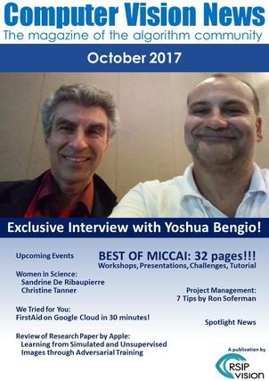 Computer Vision News - October 2017