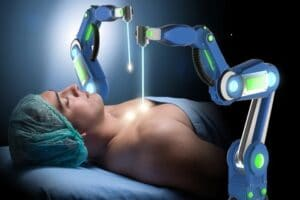 Robots in medicine and surgery