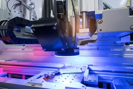 Industrial Vision Systems and Optical Machine Vision Inspection