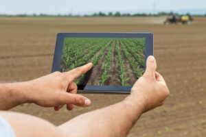 Yield prediction on tablet/smartphone