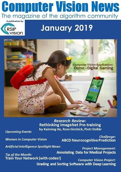 Computer Vision News - January 2019