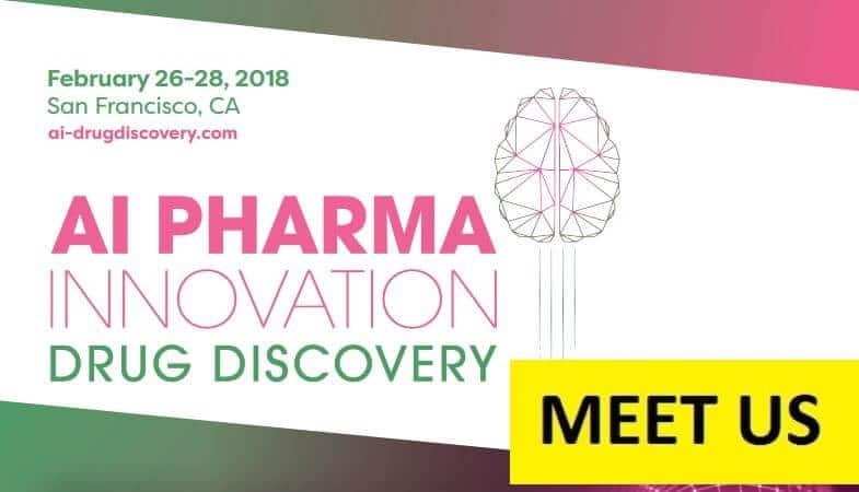 AI Pharma Innovation:<br>Feb 27-28 in S.Francisco, CA