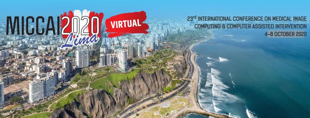 MICCAI 2020 Virtual
