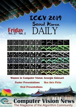 ICCV Daily - Friday
