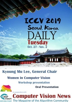 ICCV Daily - Tuesday