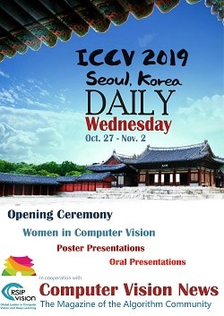 ICCV Daily - Wednesday