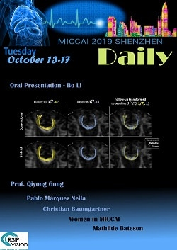 MICCAI Daily - Tuesday