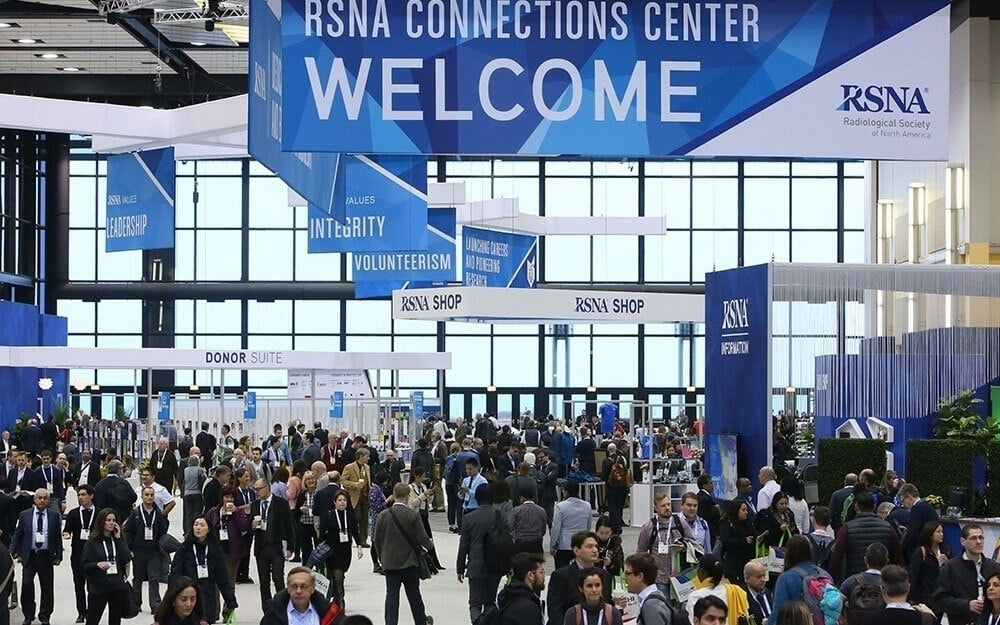 RSNA 2019:<br>December 1-6 in Chicago, IL