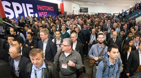 SPIE Photonics West:<br>February 2 in San Francisco