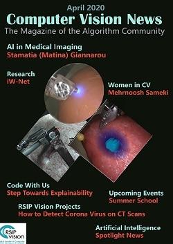 Computer Vision News - April