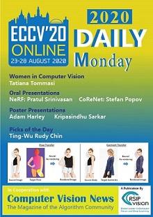 ECCV Daily - Monday