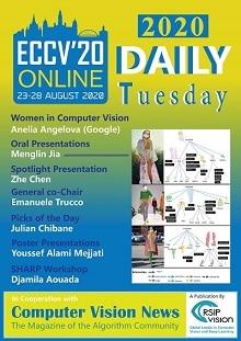 ECCV Daily - Tuesday