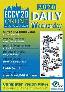 ECCV Daily - Wednesday