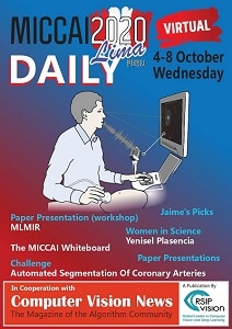 MICCAI Daily - Wednesday